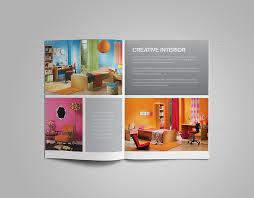 interior design brochure by meenom graphicriver
