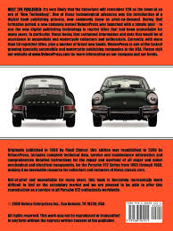 porsche workshop manual floyd clymer  porsche 912 workshop manual 1965 1968 floyd clymer 9781588501011 com books