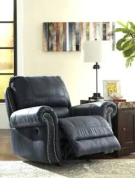 navy blue recliner navy blue leather recliner chairs