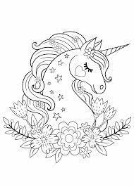 Zoek je een kleurplaat 1e verjaardag, kleurplaat 2e verjaardag, kleurplaat 3e. Kleurplaat Eenhoorn Of Unicorn Kleurplaat Tijd Met Kinderen
