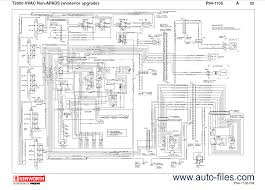 wiring diagrams for kenworth t the wiring diagram kenworth t2000 ac wiring diagram nodasystech wiring diagram