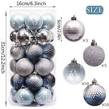 Valery Madelyn <b>30pcs</b> Christmas Baubles O- Buy Online in Sri ...
