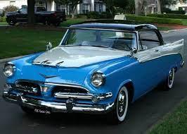 1956 Dodge Coronet Coupe Dodge Klasik Arabalar Otomobil