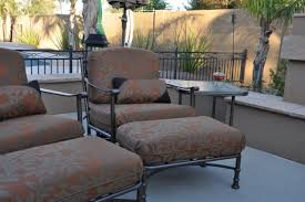 Patio Furniture Replacement Cushions Neat Patio Cushions With