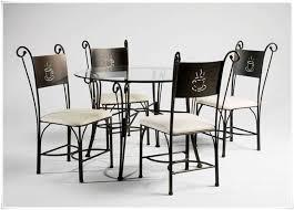 Cool Ensemble Table Chaises Kiat Coloris Blanc Conforama Check More At