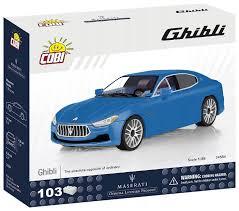 <b>Конструктор Cobi Maserati</b> 24564 Ghibli — купить по выгодной ...