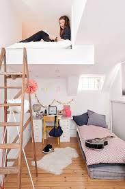 Glamorous Cool Teen Bedrooms Photo With Small Bedroom And Platform Teen Room Design