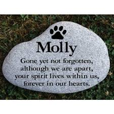 dog stones pet stones pet memorial