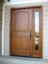 exterior wooden doors glass panel wood door front with oak exterior wooden doors