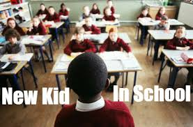 Image result for student starting new school image