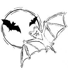 Small Picture Vampire Bat coloring page Animals Town animals color sheet