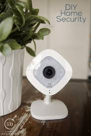 diy home security system part 2 sharing all about how we keep our home