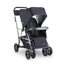 Joovy Caboose Double Stroller Double Baby Strollers Tandem