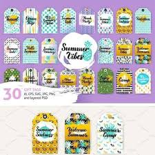 Summer Gift Tags Download Summer Gift Tag 1659589 For Free Uxfree Com