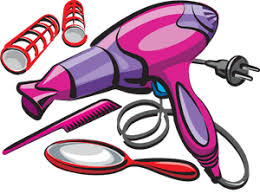 Clip art for beauty shop. Cosmetologist Hairdresser Cliparts Cliparts Zone