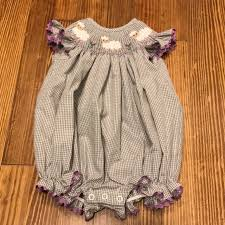Stellybelly Size Chart Smocked Lamb Bubble By Stellybelly Nwot