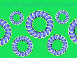 Moving Backgrounds @ Cool Optical Illusions
