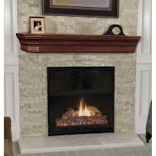 lindon fireplace mantel shelf