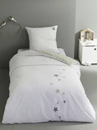 children s bedding duvet cover boys bedding girls bedding grau weiß star