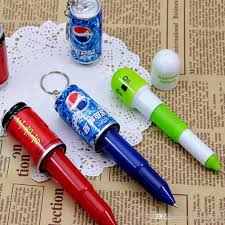 creative office supplies. Coke Beverages Retractable Ballpoint Pen Pop Can Student Creative Stationery New Hot Sell Fashion Shipping From China Cheap Ink Pens Old Office Supplies