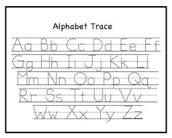 Free Printable Letter Tracing Worksheets - Checks Worksheet