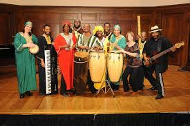 AfriClassical: Dr. Wendy Hymes: African Musical Arts, Founded by Dr. Fred  Onovwerosuoke, Receives $50,000 Innovation Grant from Regional Arts  Commission