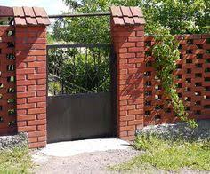 Small Picture Home and Garden DIY Ideas Photos and Answers Brick fence Grey