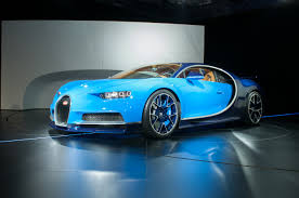 2017 Bugatti Chiron First Look Review: Resetting the Benchmark ...