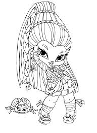 Monster High Sign Coloring Pages New Baby Monster High Coloring Page