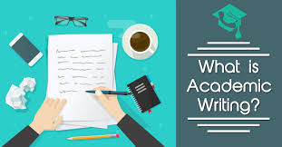 What is academic writing? Types of academic writing