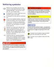 Handleiding Volkswagen Up Pagina 271 Van 272 Nederlands