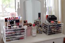 makeup collection storage