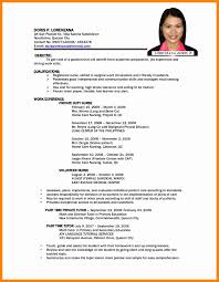 Latest Resume Format Best Of Sample Resumes Beautiful Gallery For