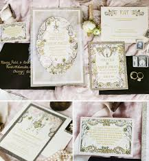 E Pin It Artdecoweddinginvitations