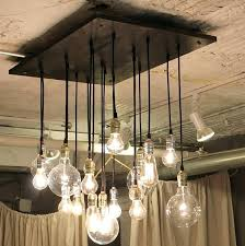 hanging bulb chandelier incredible light bulb chandelier modern light bulb chandelier home design ideas
