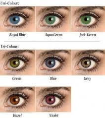 Unique Safe Colored Contacts 9 Jade Green Contact Lenses