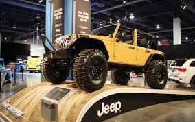 Cars Model 2013 2014 2015: Jeep Wrangler Sand Trooper