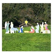 outdoor nativity set classic sets for at costco nativity set