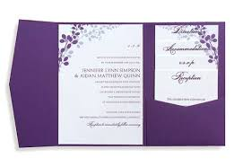 Microsoft Word Invitation Templates Free Download Pocket Wedding Invitation Template Set Download Instantly