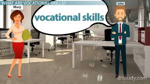 Define Vocational School Vocational Skills Definition Examples Video Lesson Transcript