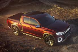 VW's Atlas Tanoak Concept Pickup Still Tops What's New This Week on ...