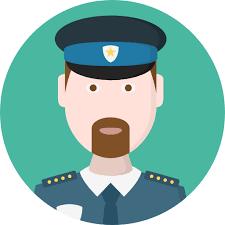 Icono La policia, el hombre, personas, avatar, persona, humano Gratis de Free people icons