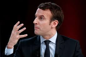 Emmanuel Macron, the French presidency and a colonial controversy