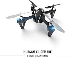 HUBSAN H107L X4 Drone <b>4 Channel 2.4GHz RC Quadcopter</b> with ...