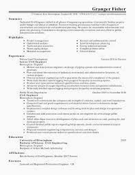 How To Do A Resume Paper Fresh New Blank Resume Format Resume