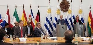 Resultado de imagen para uruguay apoyo a venezuela