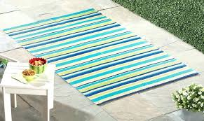 camping world outdoor rugs lovely patio mats for reversible wave design mat 6
