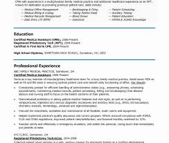 50 Attractive Doctor Resume Sample | Resume References