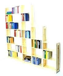 narrow depth shelves shallow bookcase floating