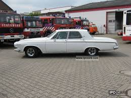 dodge polara sedan 4door 1963 clic vehicle photo